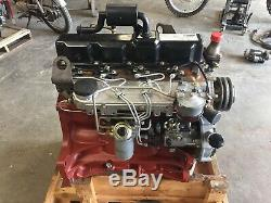 268 engine NEW OEM New Holland CNH Ford 87801222, 5610, 5640 tractor 75 hp