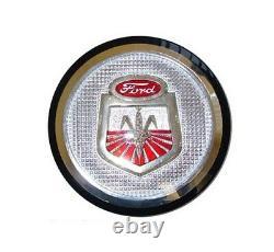 311231 Fits Ford Fits New Holland Tractor Hood Emblem 501 541 601 611 621 631 64