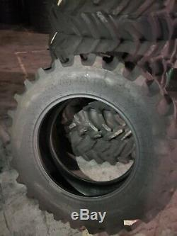 340/90r28 (13.6-28, 13.6/28) Goodyear Dynatorque R1 tractor tire tubeless