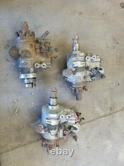 (3) CORE LOT Injection pump Standyne DB2 Roosamaster diesel injector pump