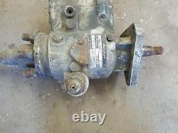 (4) CORE LOT Injection pump Standyne DB2 Roosamaster diesel injector pump