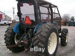 5030 New Holland / Ford Farm Tractor 4x4 With Forestry Package 65 HP Price Re
