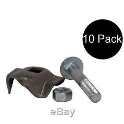 50 of 792493K & NH1A Fits New Holland Rake Teeth Kit 256 258 259 & 260 Roto Bars