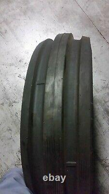 7.50-16 750/16 Crop master 10ply tubeless F2 Tri rib TUBELESS tractor tire