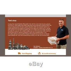 86551430 Restoration Quality Radiator Grill Shroud Set for Ford 2N 8N 9N