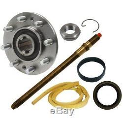 8N1171 8N4235C 8N4284 Rear Axle Hub & Seal Kit for Ford Tractor 8N Jubilee NAA