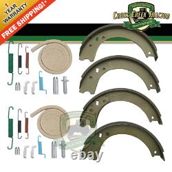 8N2200B NEW Brake Shoe Set with Hardware Kits for Ford 8N, NAA Tractors