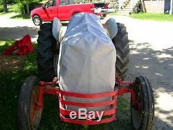 9N, 2N, 8N Ford Tractor Covers (Sunbrella fabric)