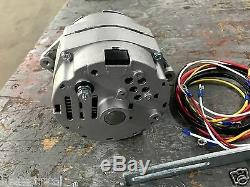 AKT0007 New Ford / New Holland Tractor Alternator Kit, with Resistor (12V) NAA