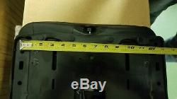 Air Suspension Seat Base 12 volt with built in air compressor and air bag ztr