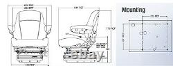 Air Suspension Seat Case IH 7140 7150 7210 7220 7230 7240 7255 8910 8920 8930