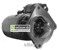 Anlasser Starter Bosch Ford (schnelldreher Mit 9 Volt Anker) Vgl-nr 0001369201