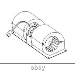 Blower Motor Assembly Fits Case IH Fits New Holland Fits Ford 7840 6640 5640 834