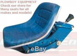 CSA698-8V Seat w Susupension for FORD Tractor 2000 3000 4000 5000 7000 1110 1210