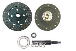 Dual Clutch PTO & Trans Disc Kit Ford 1310 1320 1510 1520 1530 Compact Tractor