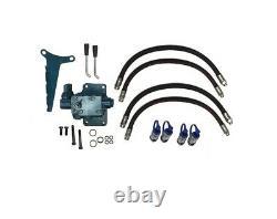 Dual Hydraulic Rear Remote Kit Ford 2110 2310 2610 2810 2910 3110 3310 3910 4110