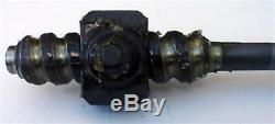 E1ADDN3524 Steering shaft tractor fordson super major 26 New Ford New Holland