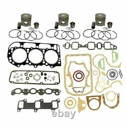 Engine Base Kit For Ford New Holland 201 ENG 4000 4600 4610 4630