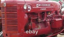 FARMALL ENGINE OVERHAUL KIT C264 CID 4 CYL. GAS SUPER M MTA W6 McCormick W6TA