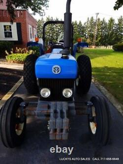 FORD New Holland 4630 Tractor TURBO ONLY 705 Hours 60HP Diesel Fully Serviced