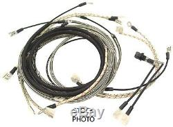 FORD TRACTOR NEW 8N ORIGINAL STYLE COMPLETE WIRING HARNESS with FRONT DISTRIBUTOR