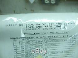 Ford 1320 1520 1620 Three Point Draft Control kit SBA340002240 Genuine Shibaura