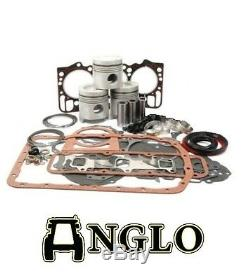 Ford 4000 Tractor Engine Rebuild Kit (06/1969 Onwards) Overhaul New Holland