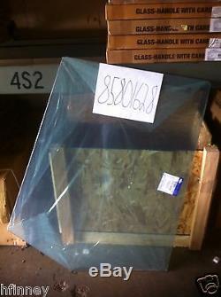 Ford 555e 575e 655e 675e Backhoe Glass Window Rear Side Rh Lh 85801628