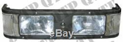 Ford New Holland 82011931 Head Lamp Assembly Ford 60 M TM 8160, 8260, 8360, 8560
