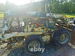 Ford New Holland L775 Skid Steer for parts or repair Wisconsin 65HP 4 Cyl V465D