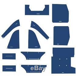 Ford New Holland New 10 Piece Blue Cab Foam Kit 5700 6700 7700 8700 9700 Tw10