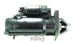 Ford New Holland (TS TM) High Power Starter Motor OEM Iskra 11.131.573 AZF4164
