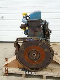 Ford / Newholland 220 Engine Complete Fordson Major Diesel (FMD) Running Core