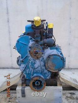 Ford / Newholland F3.144 Engine Complete Fordson Dexta Runner ESN 1624142