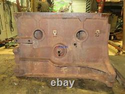 Ford / Newholland FO 172 Engine Block Used D6JL6015B-172 4 Cyl DIESEL