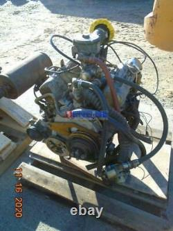 Ford / Newholland V4-104 Engine Complete Good Runner ESN 12523-B6KH