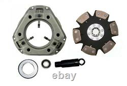 Heavy Duty 6-pad Clutch Kit Ford 8N, 9N, 2N, NAA, Jubliee Tractor