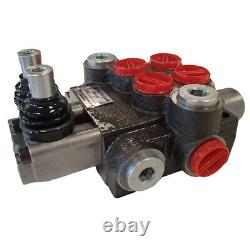 Hydraulic Monoblock Spool Valve for Compact Tractor Fits Ford Fits New Holland M