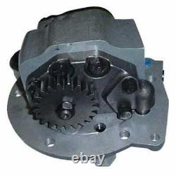 Hydraulic Pump Economy Compatible with New Holland Ford 6610 7610 5610 6600