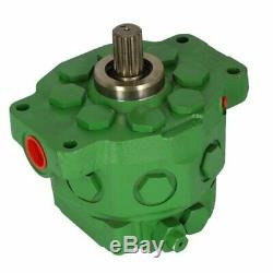 Hydraulic Pump John Deere 410 740 310B 540B 740A 670 640 500C AR101288