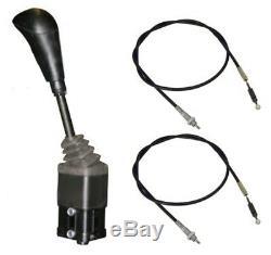 Loader Joystick 1081314M91 VFH1416 + Cables for Massey Ferguson