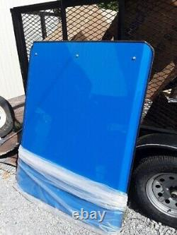 Ls, New Holland, Ford Tractor Canopy Steel Painted Blue Read Description