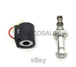 New Holland 10S & TS Series Tractor Front Axle Solenoid Valve 81870291