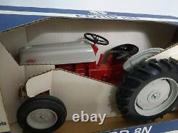 New Holland Ford 8N Tractor 1/8 Scale Models