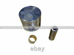 New Overhaul Kit +. 5 Suitable For Ford New Holland L170 LS170