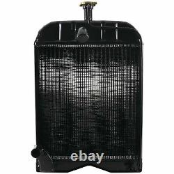 New Radiator For Ford/New Holland Tractor 2N, 8N, 9N 39-54 Tractors 8N8005