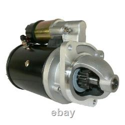 New Starter Ford Tractor Farm 5340 5600 5610 5900 6600 6610 6700 6710 7100