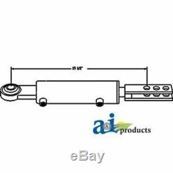 SLH01 Ford John Deere Kubota Massey Hydraulic Side Link Cylinder, Cat 0 2 Bore
