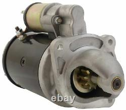 Starter Lucas Style (16608) Ford 5610 6610 3000 4000 4110 Case New Holland
