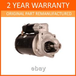 Starter Motor FORD TRACTOR & NEW HOLLAND TRACTOR 12V M127 2.8kW